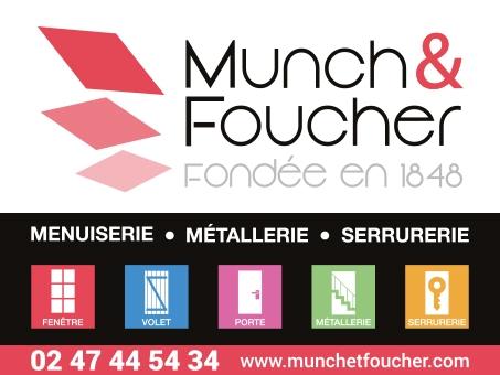 Panneaux de chantier Munch et Foucher